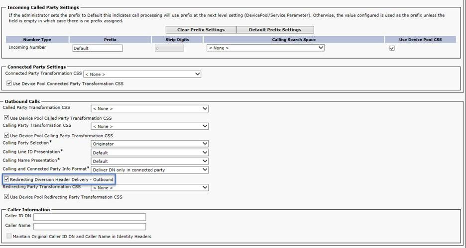 How to Setup and Configure the integration/simulring between