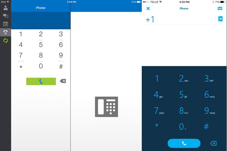 Lync2013-SFB-DialPad