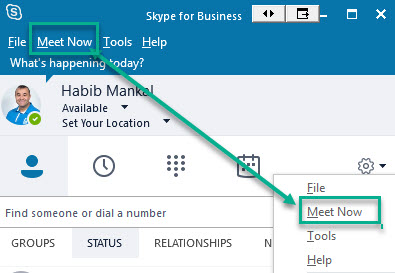 How Teams meeting invitations differ from Skype for Business - Hab's